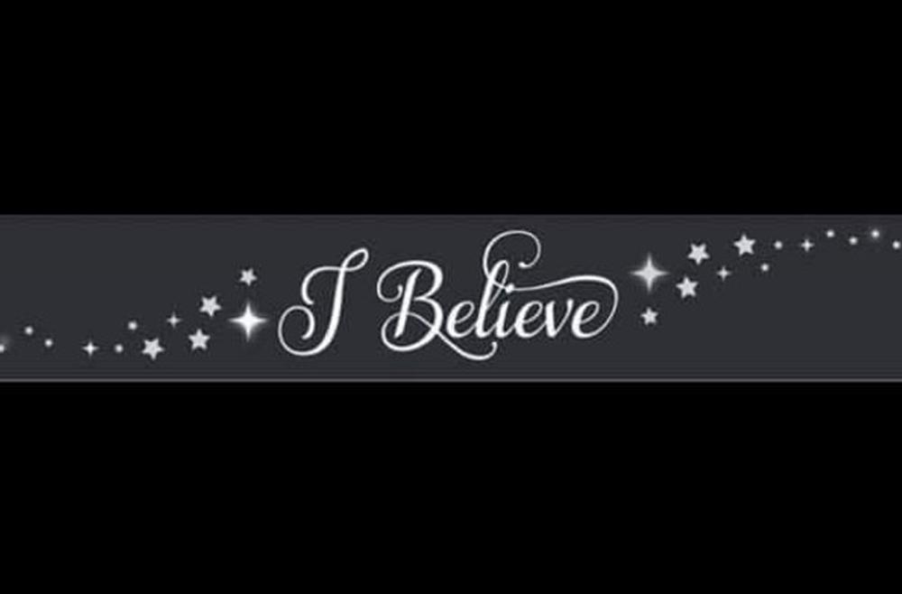 I believe belper